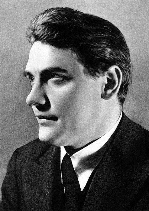Laco Novomeský, slovenský politik, básník, redaktor a publicista