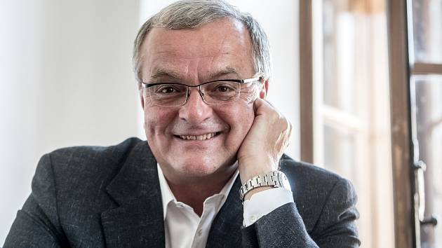 Bývalý šéf TOP 09 Miroslav Kalousek.