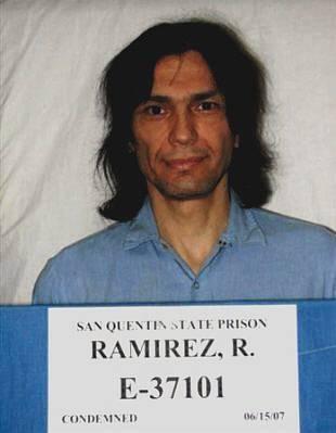 Richard Ramirez v roce 2007