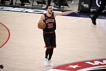 Basketbalista Chicaga Bulls Tomáš Satoranský.