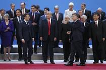 Státníci na setkání G20 v argentinském Buenos Aires
