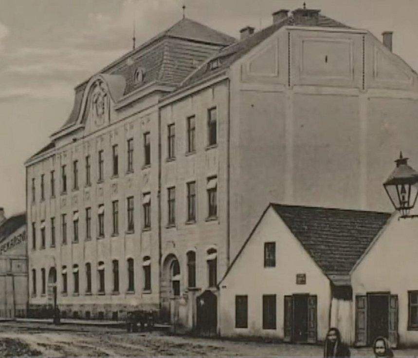 Budova soudu v Třešti