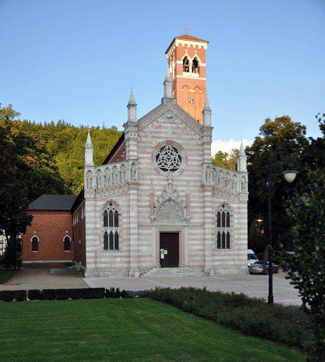 Kostel Neposkvrněného početí Panny Marie v Dubí