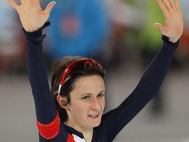 Martina Sáblíková získala pro Českou republiku šesté olympijské zlato.