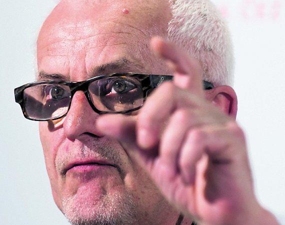 Filmový publicista Jan Foll