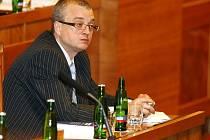 Předseda sněmovního ústavně-právního výboru Marek Benda.