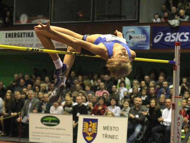 Výškařka Iva Straková splnila limit pro halové ME v Turíně.