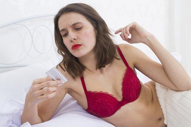 Antikoncepce, ilustrační foto