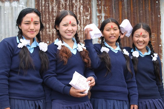 Mnohé dívky jsou nuceny vdávat se ive dvanácti letech.