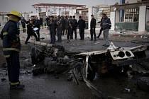 Nejméně 32 lidí zahynulo dnes v Bagdádu při pumovém útoku v převážně šíitské čtvrti Sadr.