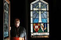 Kardinál Wilfrid Fox Napier.