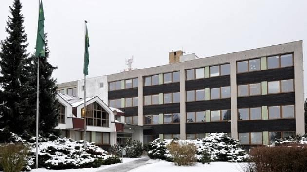 Generální ředitelství společnosti Lesy ČR v Hradci Králové