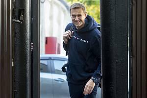 Ruský opoziční vůdce Alexej Navalnyj vychází z vězení