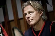 Tenisová legenda Björn Borg.