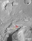 Unikátní snímky Marsu, které zaslala sonda Curiosity.