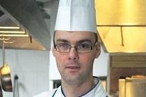 Milan Hejda, šéfkuchař Resortu Svatá Kateřina.
