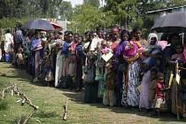 Etiopie uvedla, že 4,5 milionu tamních obyvatel potřebuje okamžité dodávky potravin.