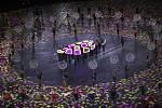 Slavnostní zakončení olympijských her v Pchjongčchangu.
