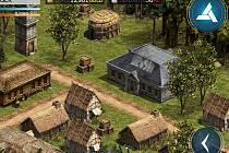 Počítačová hra Assassin's Creed Utopia.