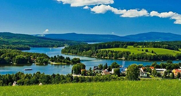 jižní Čechy - Frymburk
