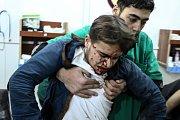 Letecké nálety v Sýrii