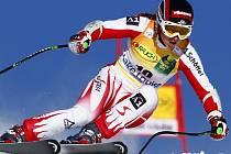 Elisabeth Görglová ovládla v Lake Louise superobří slalom.