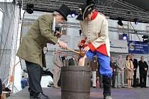 Metody Vincenze Priessnitze si Jeseník připomíná při každoročním zahájení lázeňské sezony.