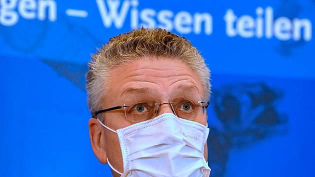 Lothar Wieler, prezident Institutu Roberta Kocha