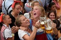 V sobotu vypukl v Mnichově Oktoberfest