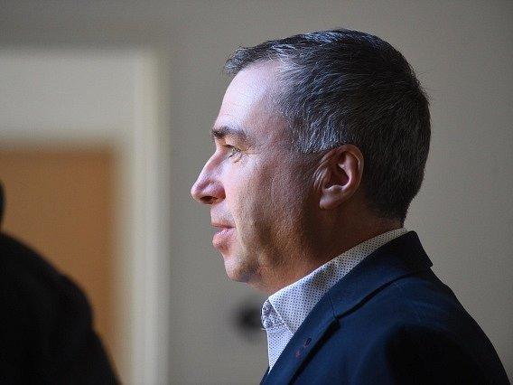 Majitel koně Nikase Petr Kupka.