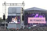 Koncert Ariany Grande One Love Manchester