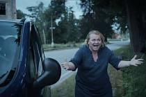 Pavla Tomicová ve filmu Spící město