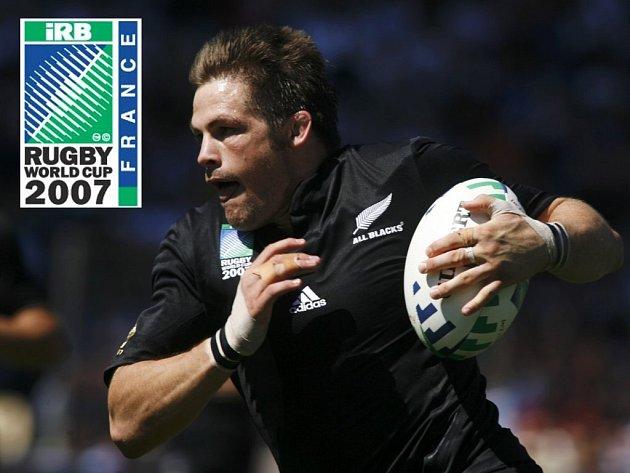 """Dokáží novozélandští """"All Blacks"""" vybojovat titul pro nejlepší ragbyovou zemi současnosti?"""