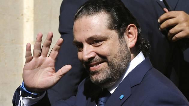 Saad Harírí