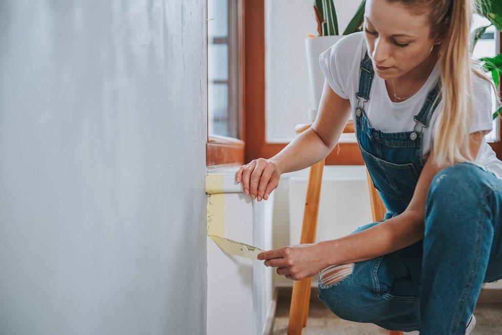 Hobby: malovat, nebo tapetovat?
