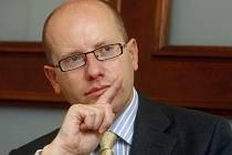 Úřadující předseda ČSSD Bohuslav Sobotka