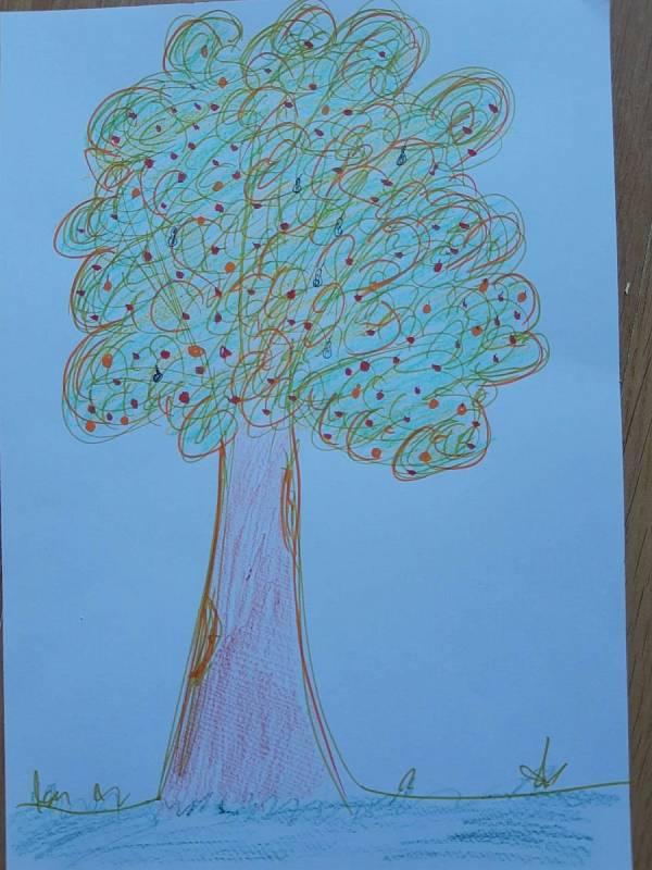 Kresba - strom