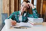 Studenti, studium - Ilustrační foto