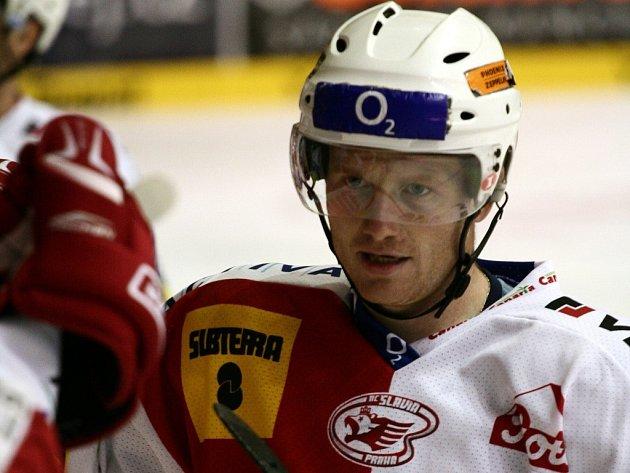 Michal Sup ve Slavii skončil.