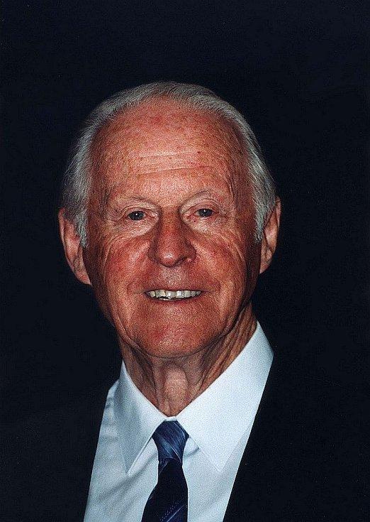 Thor Heyerdahl v roce 2000