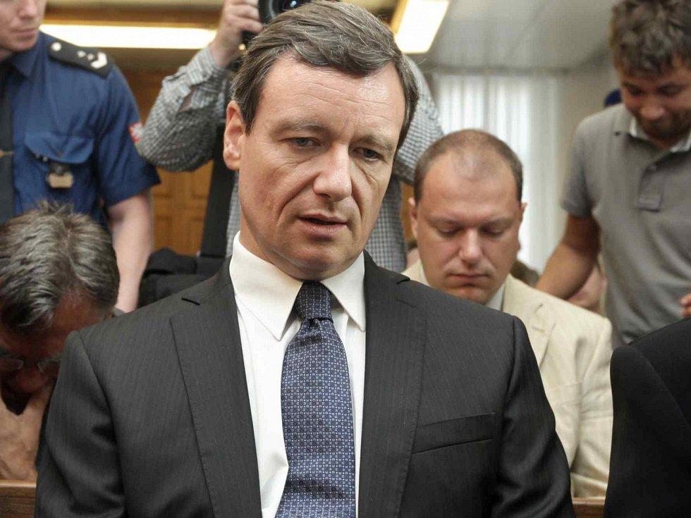 David Rath před soudem