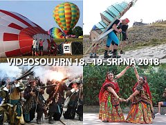 Videosouhrn 18.–19. srpna 2018