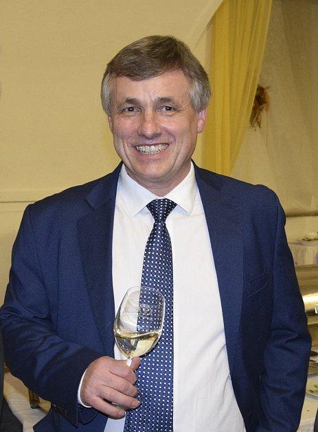 Ing. Pavel Vajčner, ředitel Znovín Znojmo.