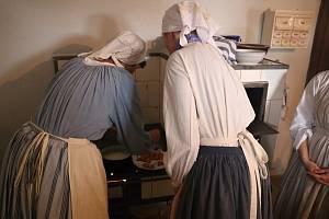 Domácnosti našich babiček byly šetrnější kpřírodě než ty dnešní.