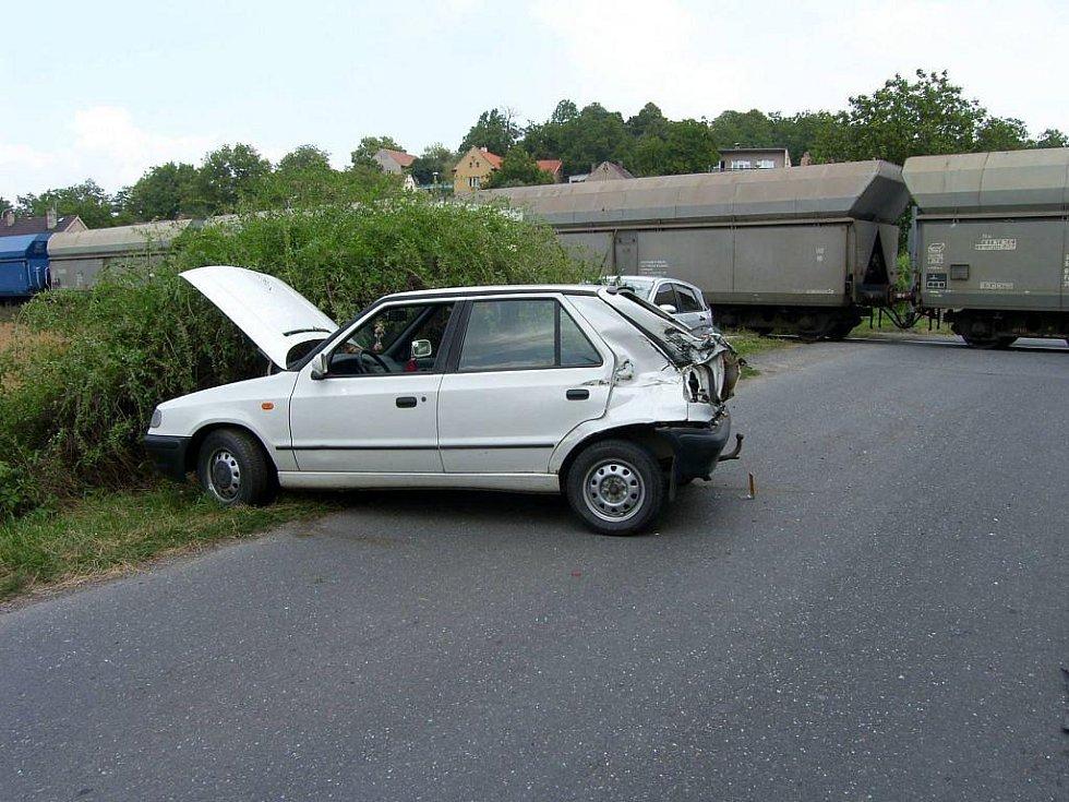 Nehod na železničních přejezdech přibývá - ilustrační foto