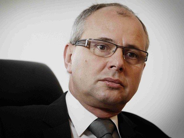 Vládní zmocněnec pro dálnici D1 Jiří Švorc