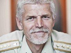 Náčelník Generálního štábu Armády ČR Petr Pavel