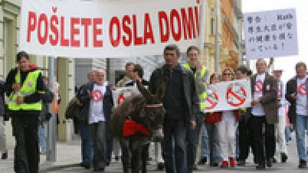 Demonstrace zdravotního personálu nejsou v Evropě výjimkou. Protestovalo se v Německu i Česku.
