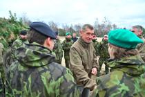 Andrej Babiš na setkání V4 ve Varšavě k výročí vstupu do NATO