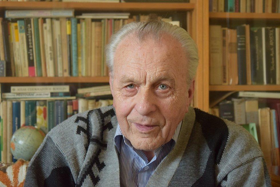 Miloslav Bláha roce 2016